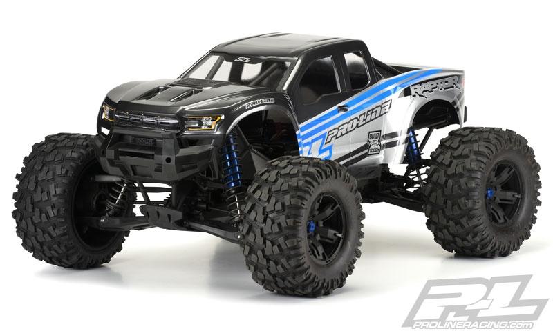 Carro Pro-Line F150 Raptor pour X-maxx 304940348217