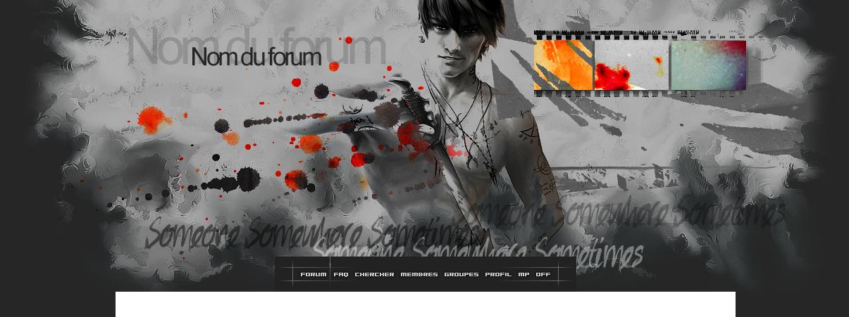 Tag webdesign sur Never Utopia - graphisme, codage et game design 305244exemple5