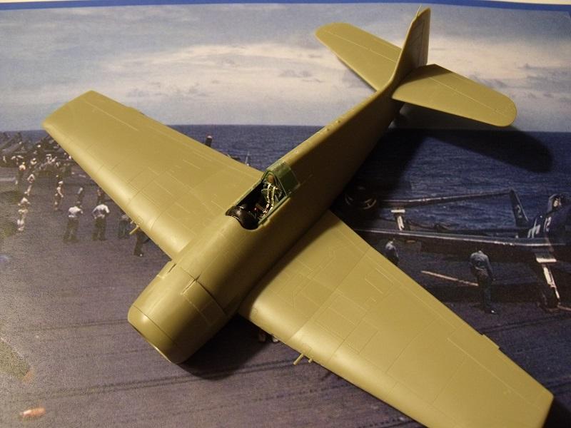 Grumman F6F-5 Hellcat - Eduard - 1/72 305464GrummanF6FHellcat018