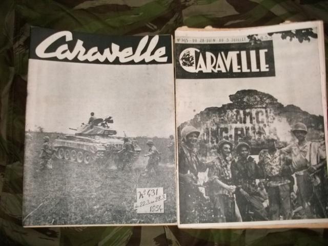 Revues CARAVELLE 1953-1954 306210DSCF3303