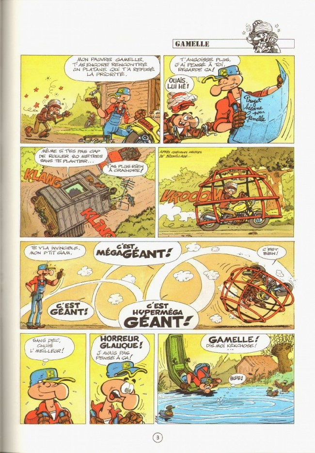 la bande dessinée .......................................... - Page 2 306227motard1