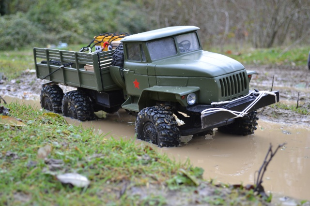 URAL 6X6 Home made - Page 5 307876DSC8043