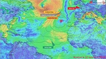 L'Everest des Mers le Vendée Globe 2016 - Page 10 3080022situationmeteoatlantiquenordle22janvier2017a8h00r360360