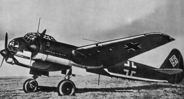 LFC : 16 Juin 1940, un autre destin pour la France (Inspiré de la FTL) 308023JunkersJu88