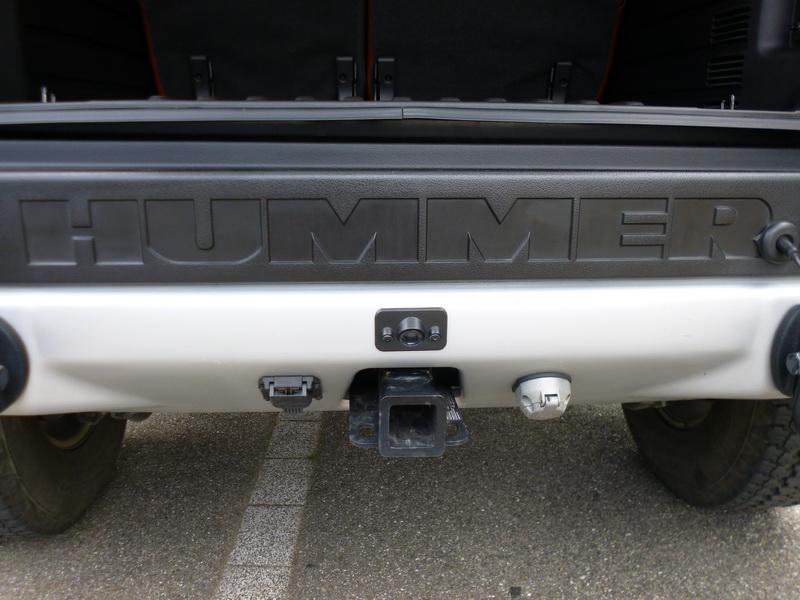HUMMER H2 V8 6,2L Luxury 2008  (RUN) 309436P1040092