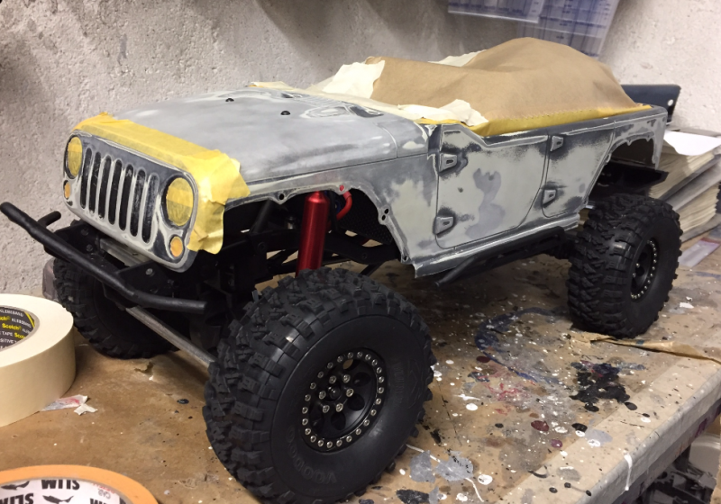 WAYALIFE Rubicon Jeep 3096822719