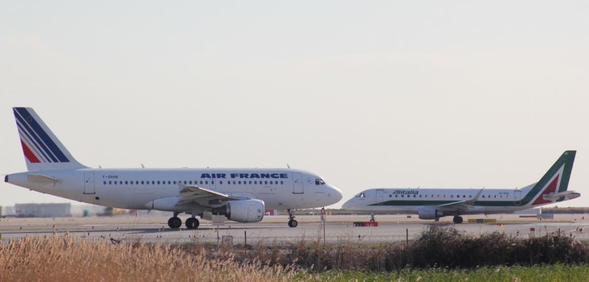 Aéroport de Nice Côte d'Azur , [LFMN-NCE] 310312IMG9180