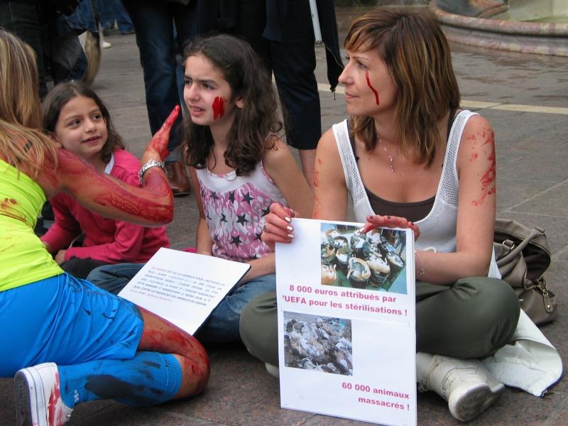 11 - Manifestation contre le massacre des animaux en Ukraine - 9 juin 2012 310441IMG9180