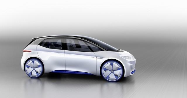 La première mondiale de l'I.D. lance le compte à rebours vers une nouvelle ère Volkswagen  310804hddb2016au00759large