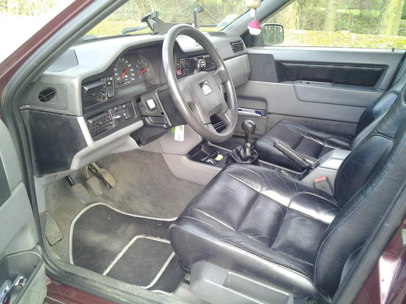 Ma Volvo 850 actuelle. avant mon V12 31112420130207112803