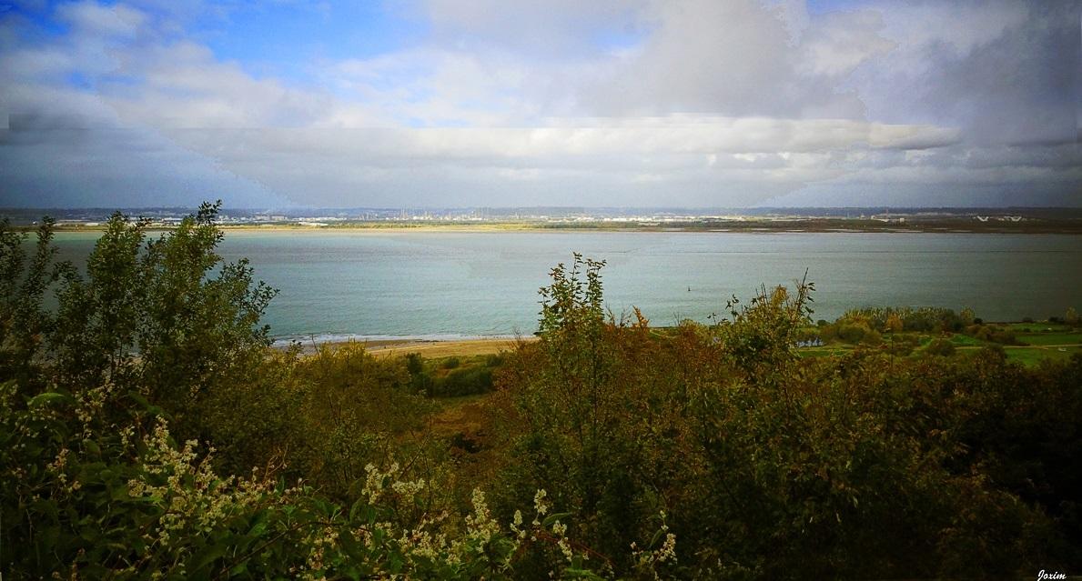 Honfleur et son bassin N°3 de plaisance 311315DSC1090cotedegracevueplongeantebaiedeseine1200x650CopieCopierCopier