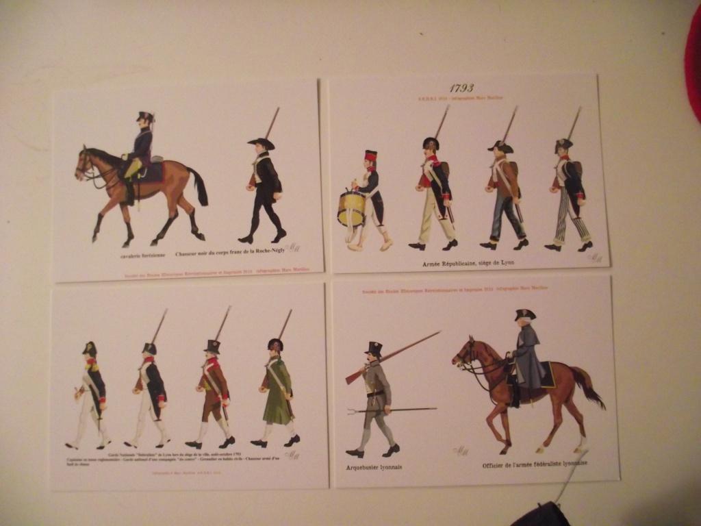 les séries de cartes postales uniformologiques de la SEHRI 312223DSCF2820
