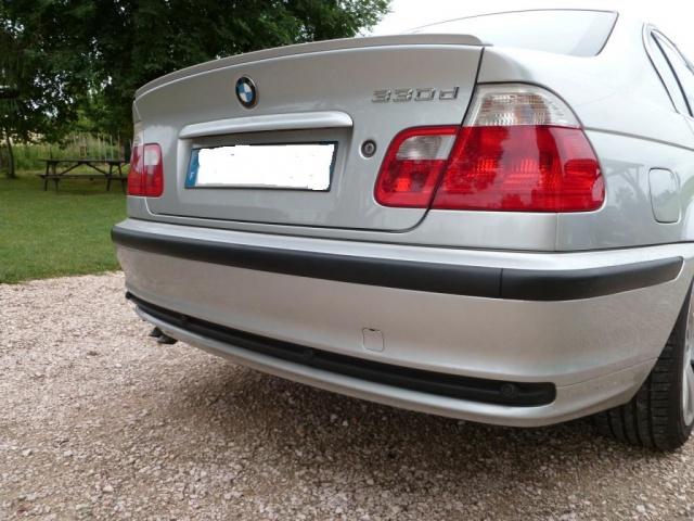 [BMW E46] Installation de radars de recul 312898P1000830