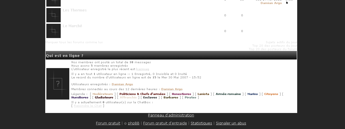 Tag webdesign sur Never Utopia - graphisme, codage et game design 313156footer