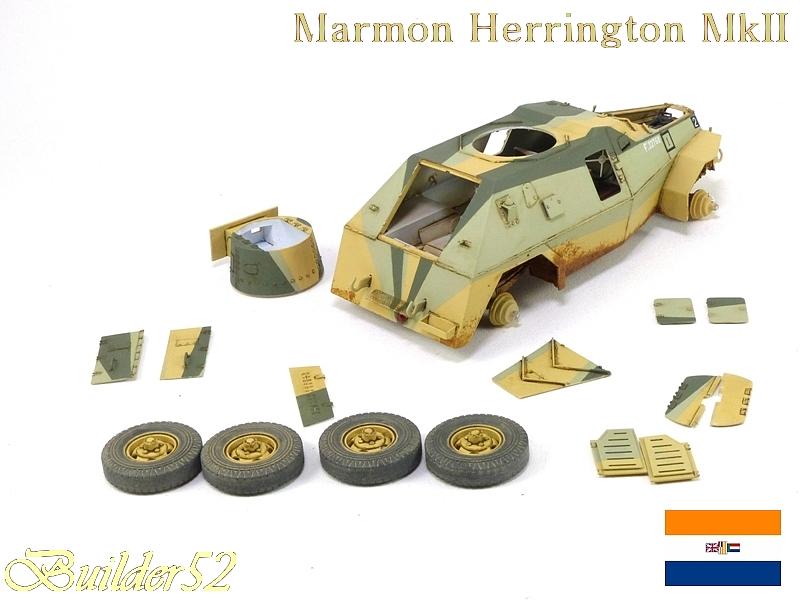 Marmon Herrington Mk.II - Grèce 1941 - IBG 1/35 313179P1040868