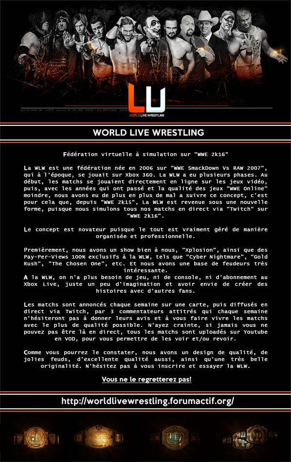 World Live Wrestling 3131861455316804presa