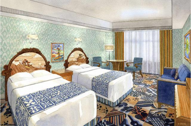 [Tokyo Disney Resort] Guide des Hôtels - Page 4 313419w163