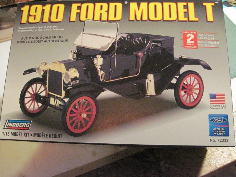 FORD T TFC 1914 1/16 314783001