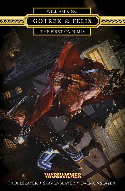 [Black Library] Gotrek & Felix : la Saga (présentation revue et augmentée) 314843GotrekandFelix1Cformat