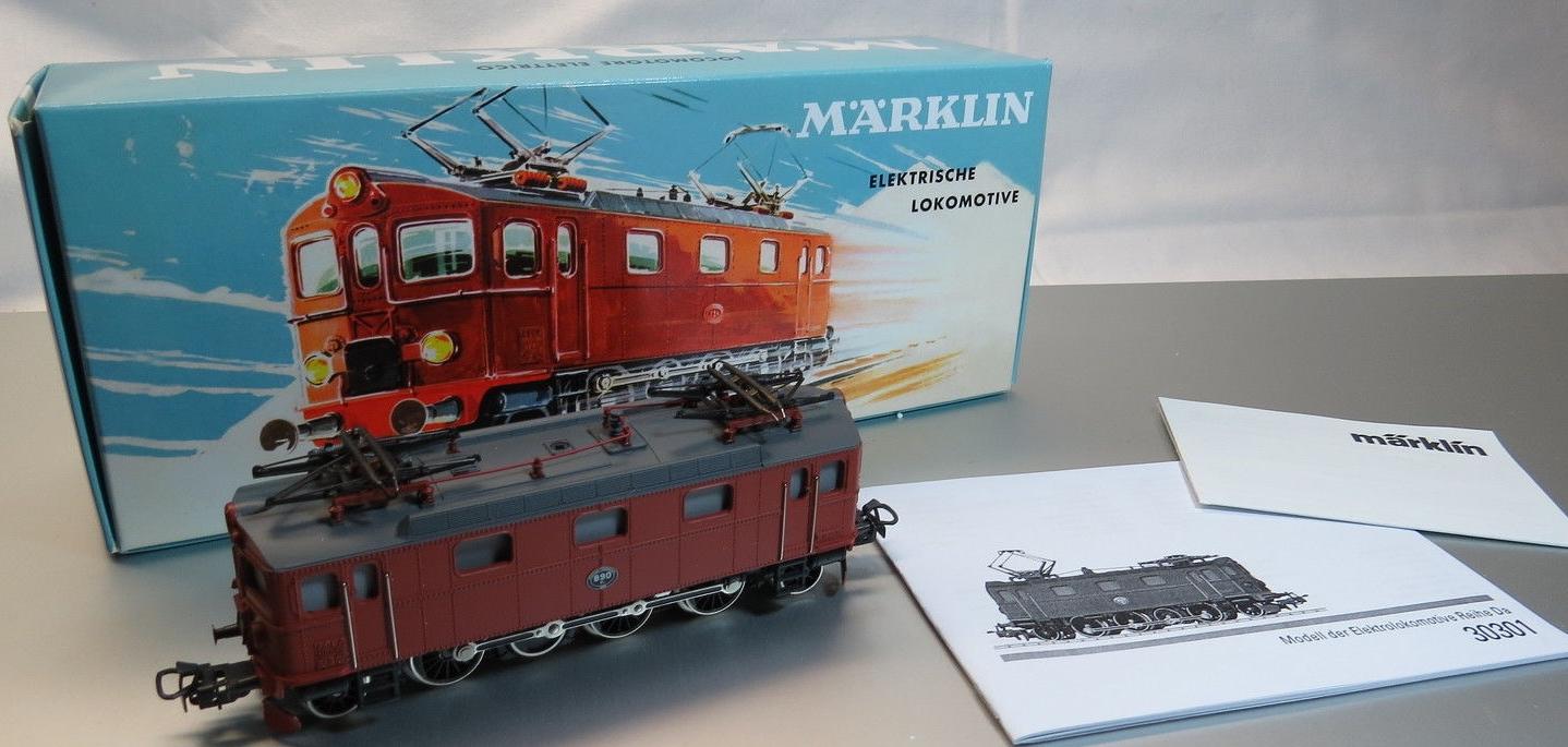 Les machines D/Da/Dm/Dm3 (base 1C1) des chemins de fer suèdois (SJ) 314973Mrklin30301AseaNOHAB890sj2