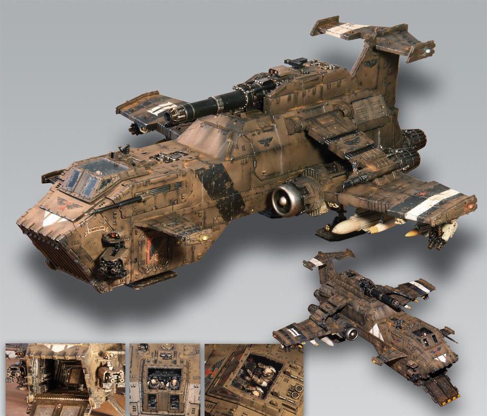 Warhammer 40K (figurines diverses trouvées sur internet! ) - Page 17 315071forgeworld