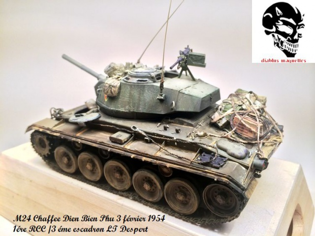 M24 Chaffee light tank, AFV Club 1/35 - Page 2 315109IMG3631