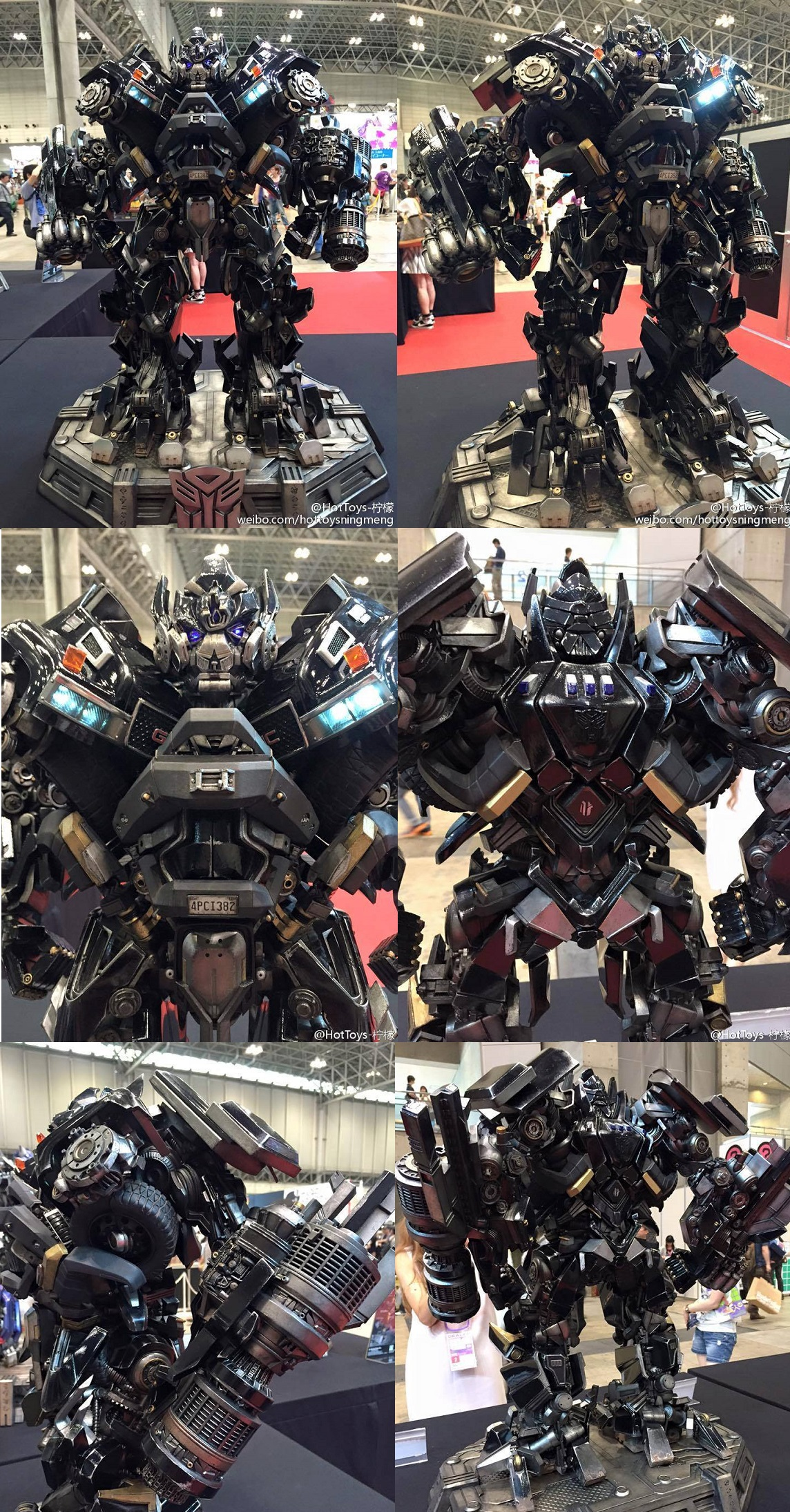 Statues des Films Transformers (articulé, non transformable) ― Par Prime1Studio, M3 Studio, Concept Zone, Super Fans Group, Soap Studio, Soldier Story Toys, etc - Page 3 3151991982915572877a2b75e09b