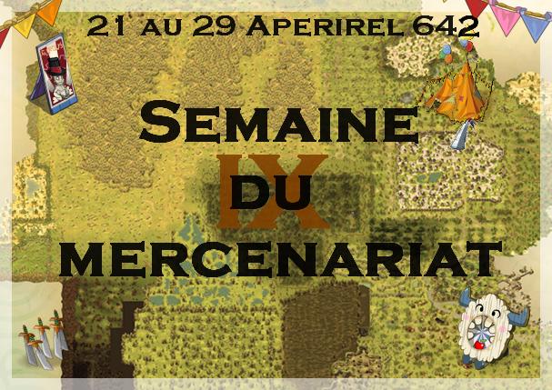 [Apérirel 642] Semaine du Mercenariat IX 315331semainedumercenariatix