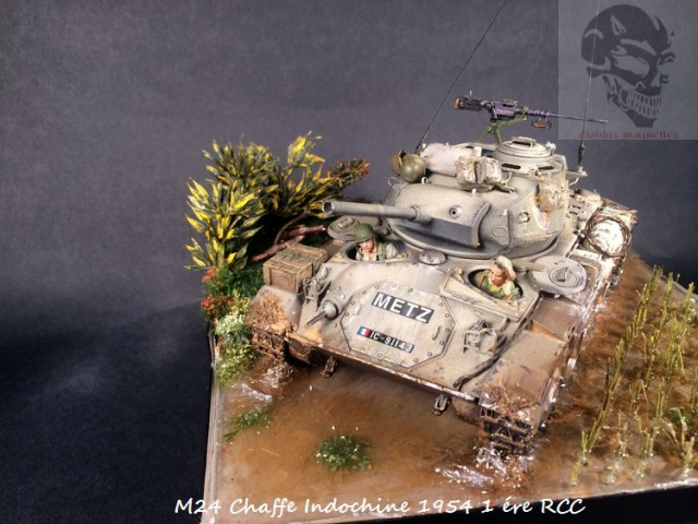 M24 Chaffee light tank, AFV Club 1/35 - Page 5 315367IMG3683
