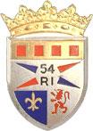 [Annonce] Annonces des Forces de Sécurité Royales 315525Insignergimentairedu54eRgimentdInfanterie