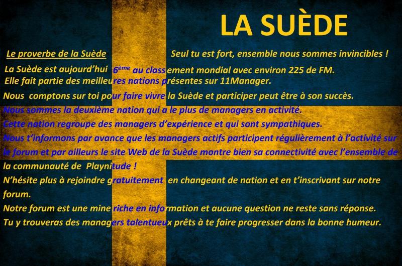 Fédération Suèdoise sur 11Manager