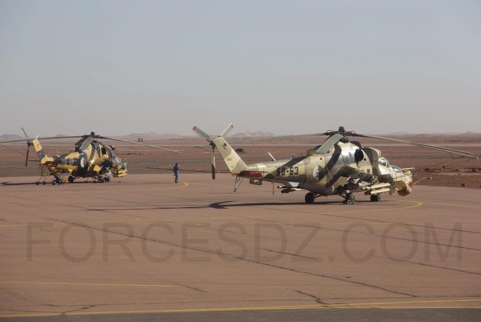 صور مروحيات Mi-24MKIII SuperHind الجزائرية 31584804b23ae032547c2133c71acadc8ae7fa