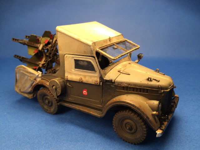 "GAZ-69 2P26 ""Baby carriage"" - Bronco 1/35 317067IMG4208"