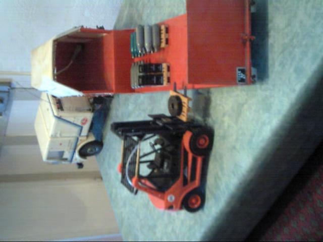 Mon tout premier camion 317328Letempscestdelargent