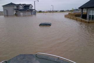 Innondation, alberta, canada 3181839highriver