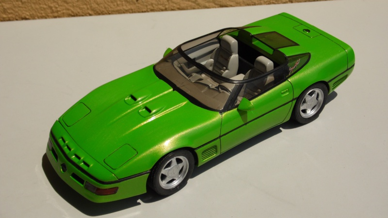 Corvette Callaway speedster Monogram. 318252SAM7886