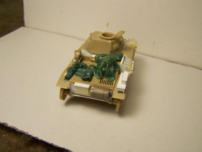 Panzer 2 auf F Africa Korps 1941  (Terminé) 3185581005376