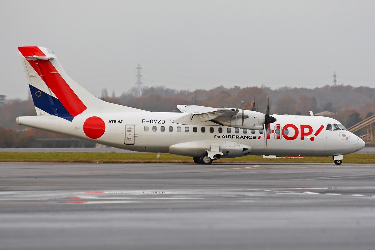 [14/12/2013] ATR-42 (F-GVZD) Hop! 318788GRX9116