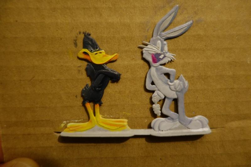 1er plat : Daffy Duck et Bugs Bunny 318796DSC01749