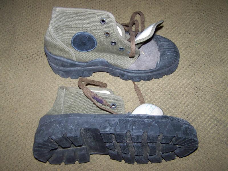 Chaussures de brousse françaises 3190121008773