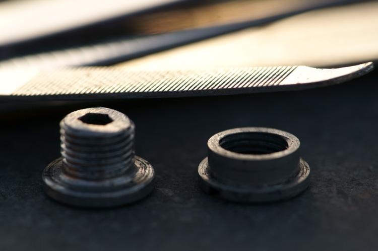 Le pédalier et son boitier : améliorer la transmission en mono-plateau [fiches techniques des montages réalisés] 319398DSC1828750