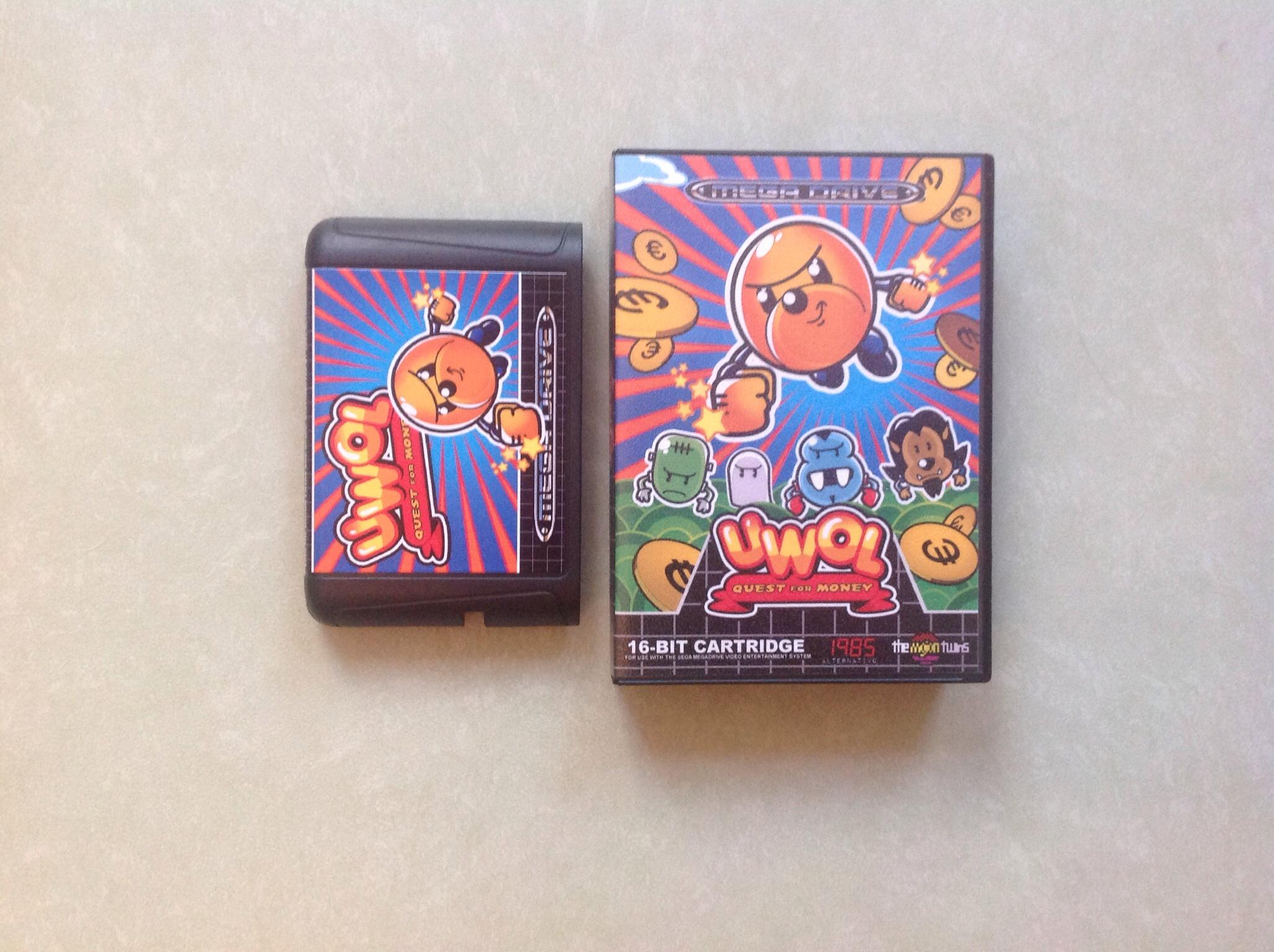 Magic Girl édité en cartouche sur MegaDrive [MAJ 21/03 : TEST] 319750image
