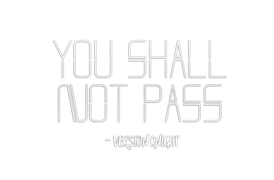 Communauté You Shall Not Pass