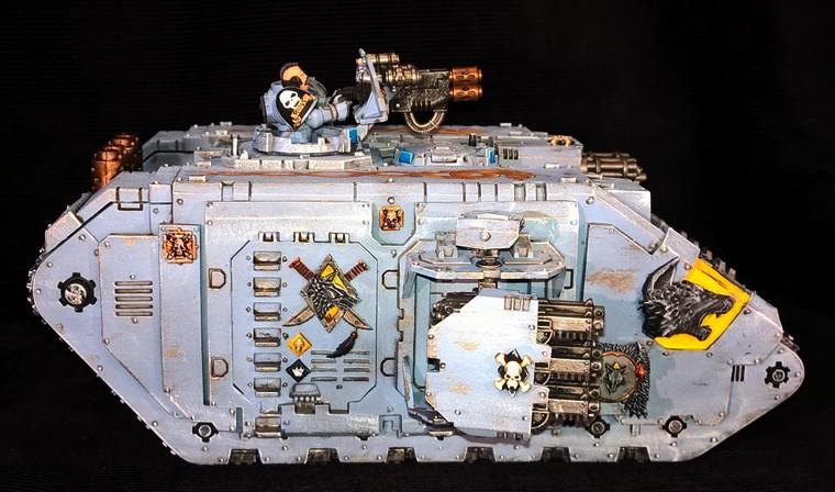 Space Wolves - Typhon... un peu particulier  - Page 2 320281Landraider11