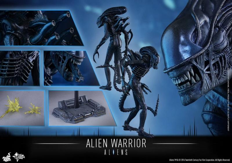 ALIENS - ALIEN WARRIOR 32047812885810
