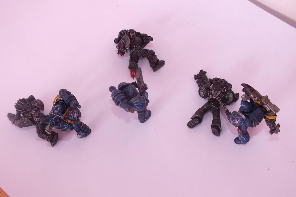 1ère figurines pour diorama Istvaan V - Page 4 320810DSCF3611