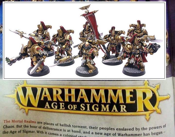 Age of Warcraft 320940AoS40k