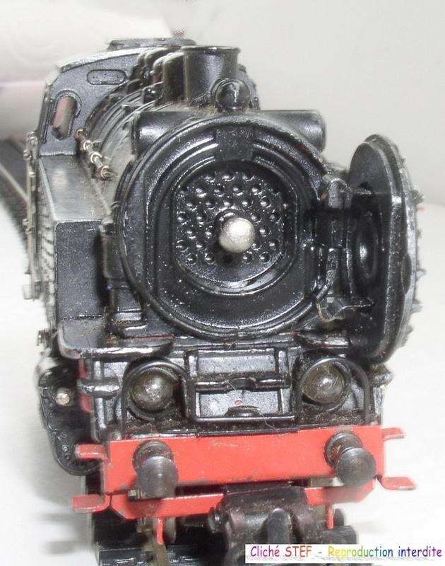 BR 86 141 Tender  320996MarklinTT800P1010529