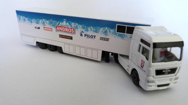 N°622 MAN tgx + remorque racing 321572P1040011