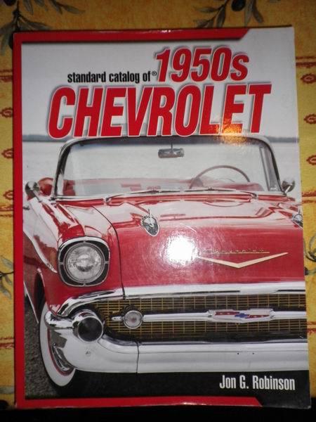 livres 2 * us car ,truck ,moto et  cinema 322428Redimensionnementde1950sChevrolet1